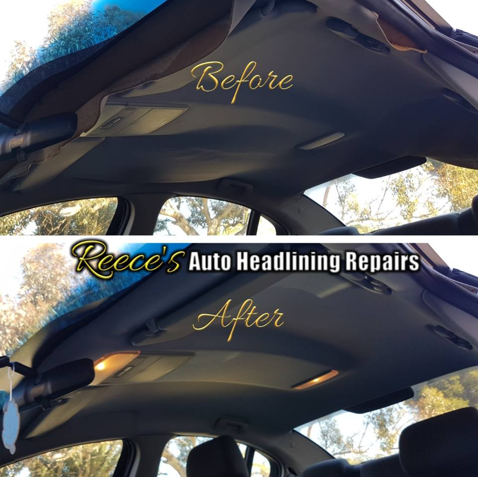 Holden Ve Commodore Sedan Walk Through Headlining Secrets Ebook Free Video Course Reeces Auto Headlining Repairs